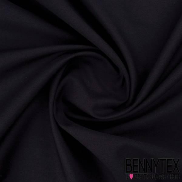 Popeline Coton Premium Gamme ALIX Couleur Noir
