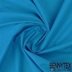 Popeline Coton Premium Gamme ALIX Couleur Bleu
