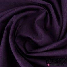 Popeline Coton Premium Gamme ALIX Couleur Violet