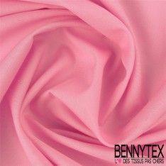 Popeline Coton Premium Gamme ALIX Couleur Rose