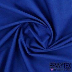 Popeline Coton Premium Gamme ALIX Couleur Bleu Roi