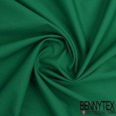 Popeline Coton Premium Gamme ALIX Couleur Vert Malachite