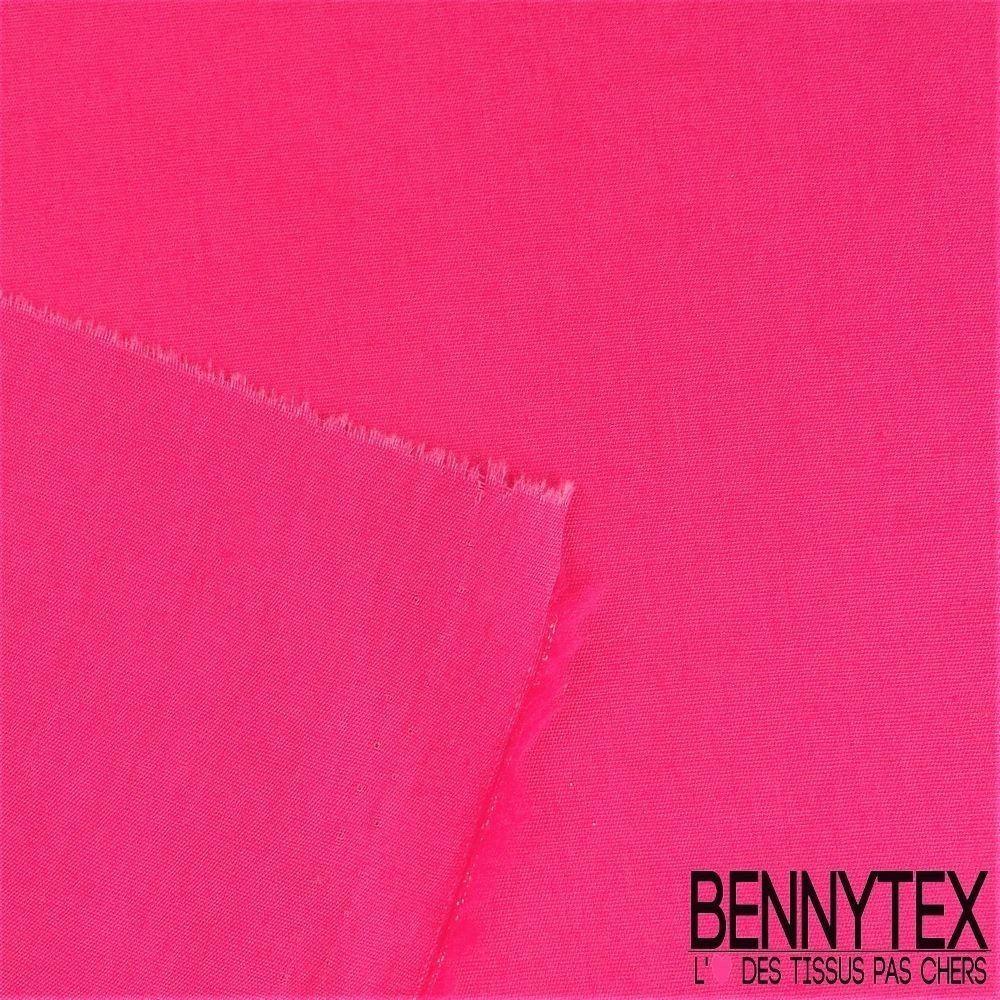 popeline coton premium gamme alix couleur fushia bennytex vente de tissus pas cher au m tre. Black Bedroom Furniture Sets. Home Design Ideas