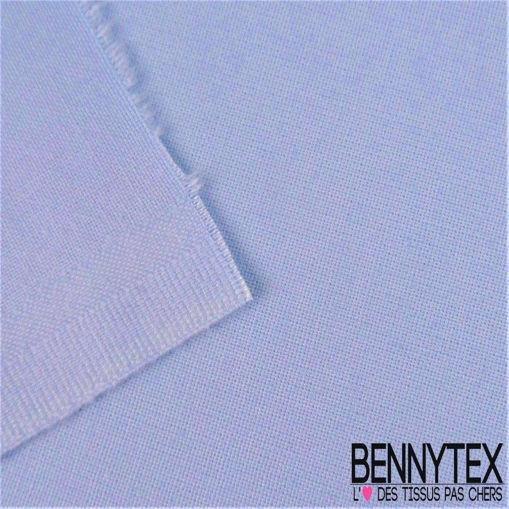 percale drap de coton couleur bleu ciel bennytex vente. Black Bedroom Furniture Sets. Home Design Ideas