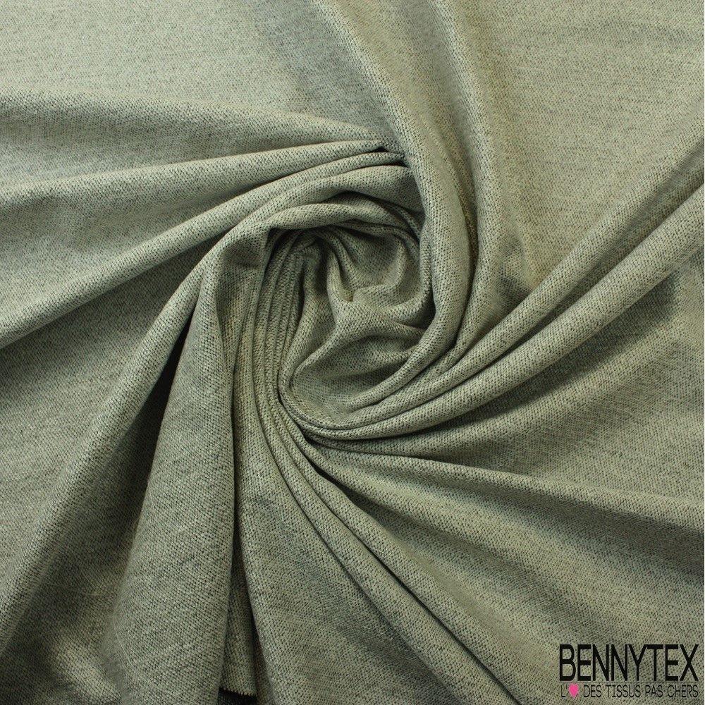 Toile de coton natt couleur blanche et gris chin bennytex vente de tissus pas cher au m tre - Toile de coton synonyme ...
