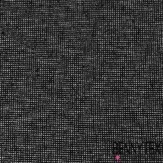 Brocart Effet Graphique Couleur Noir et Blanc
