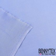 Voile de Coton Gamme LENA Couleur Bleu Ciel