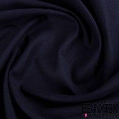 Voile de Coton Gamme LENA Couleur Bleu Marine
