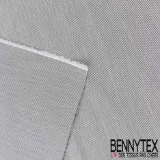 Coton Polyamide Imprimé Rayures Réf : 336