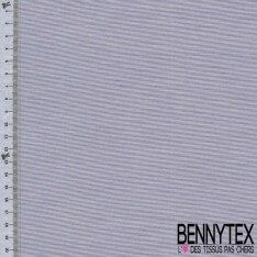 Coton Polyamide Imprimé Rayures Réf : 341