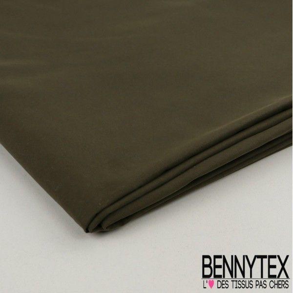 Coupon Toile Parachute Polyester Nylon Couleur Kaki