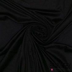 Jersey Milano Couleur Noir