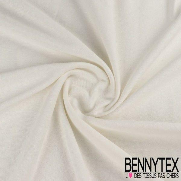 Molleton Bouclette Gamme ZOE Couleur Blanc