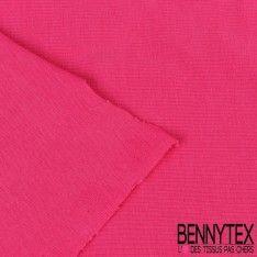 Jersey Coton Gamme NINA Couleur Fushia