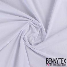Jersey Coton Gamme NINA Couleur Blanc