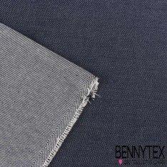 Tissu Blue Jeans Coton