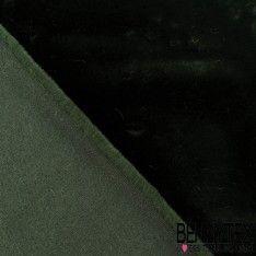 Fourrure Brillante Couleur Vert Duck