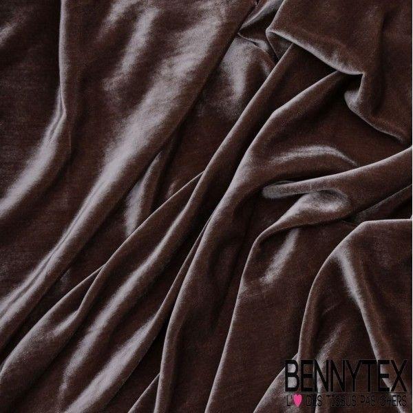 Velours de soie violet bennytex vente de tissus pas cher for Velours de soie ameublement