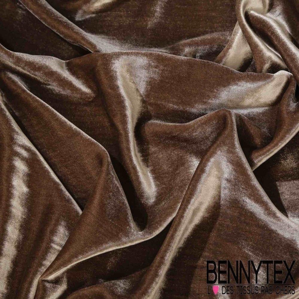 Velours de soie etain bennytex vente de tissus pas cher for Velours de soie ameublement
