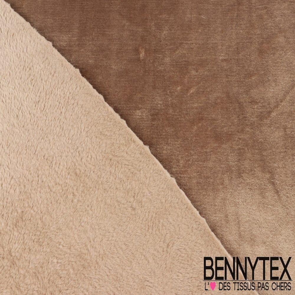 peluche double face lin bennytex vente de tissus pas cher au m tre. Black Bedroom Furniture Sets. Home Design Ideas