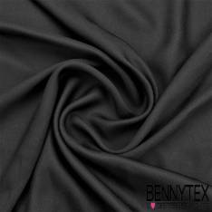 Fibranne modale viscose noir