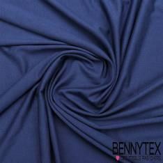 Jersey Viscose Uni couleur bleu cobalt