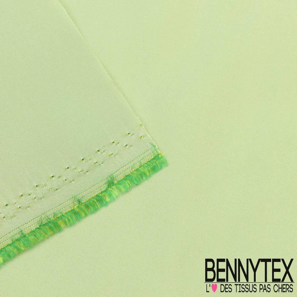 coupon taffetas lisse polyester couleur vert d 39 eau. Black Bedroom Furniture Sets. Home Design Ideas