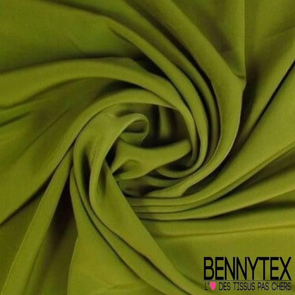 microfibre vert olive bennytex vente de tissus pas cher au m tre. Black Bedroom Furniture Sets. Home Design Ideas