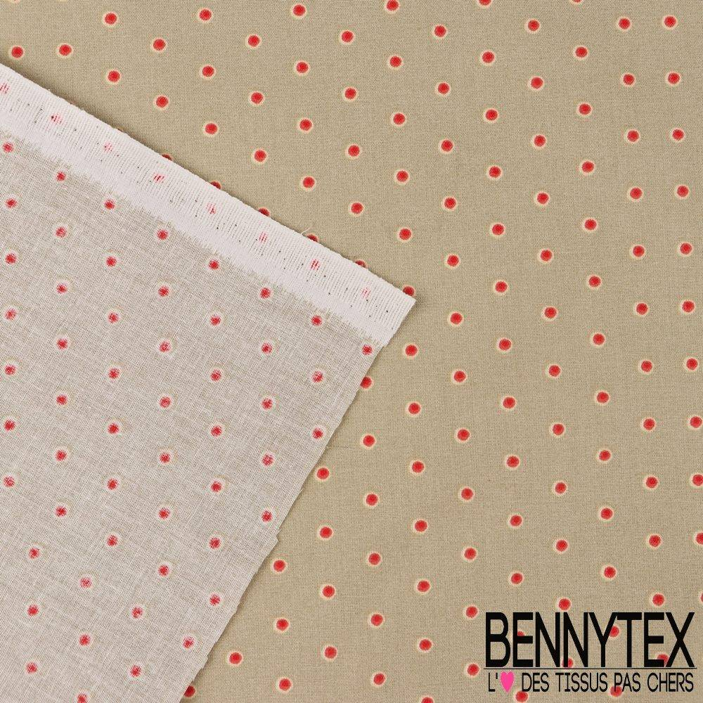 Toile lorraine 100 coton mod le point gris vert bennytex vente de tissus pas cher au m tre - Toile de coton synonyme ...