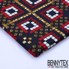 Wax Africain N°104 : Pixels