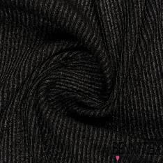 Bord Cote souple Acrylique au Métre Couleur Noir