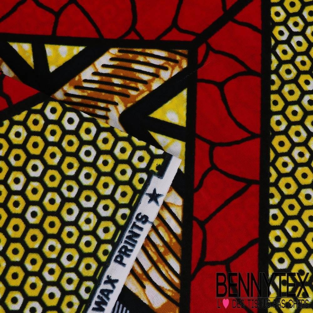 tissu africain en 3 lettres