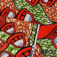 Wax Africain N°183: Motif