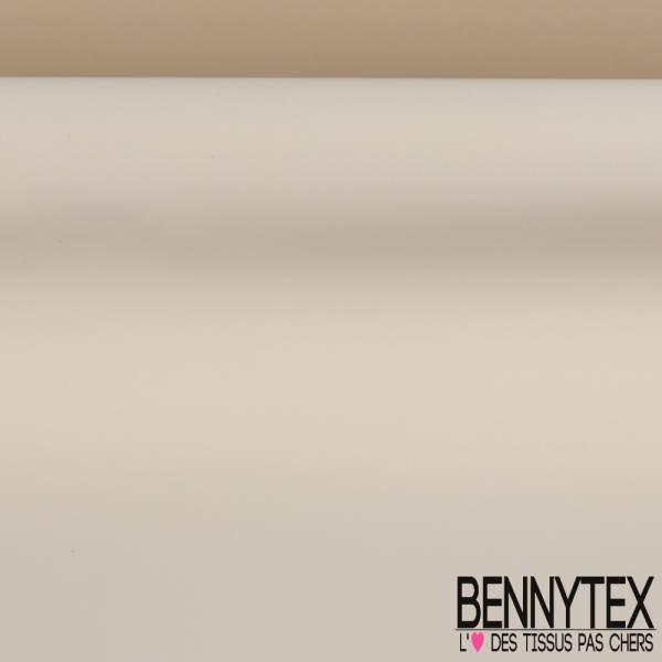 Toile PVC Imperméable Souple Technique Blanc