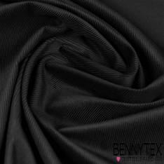 Velours Coton Milleraies Noir
