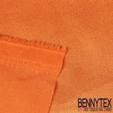 Satin Polyester Mandarine