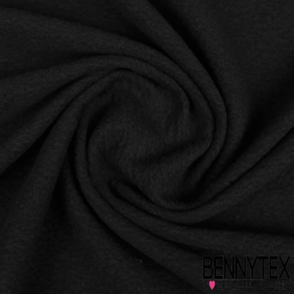 Laine Gaufrée extensible Coloris Noir