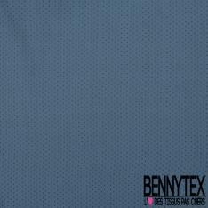 Polyester Plumetie Marine