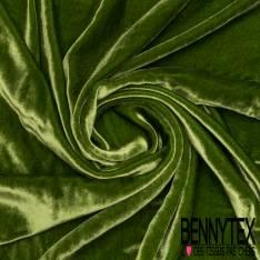 Velours de Soie Vert Bouteille