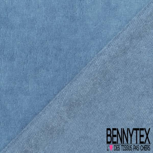 Eponge Serviette Bambou Bleu Charrette