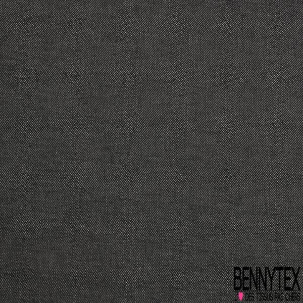 Jeans toile Japonaise selvedge Lourd Noir