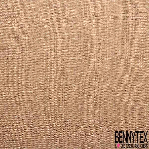 Lin Polyester Sable