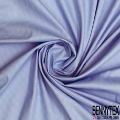 Coton Elasthanne effet Quadrillage Fantaisie ton sur ton Bleu Layette