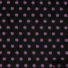 Coton Imprimé Provençale fond Gris Souris