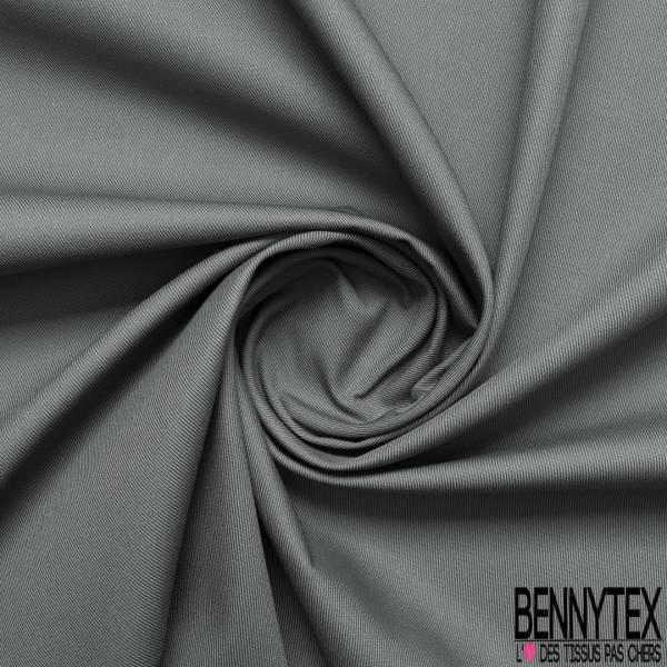 Toile de Coton Polyester Sergé Souris