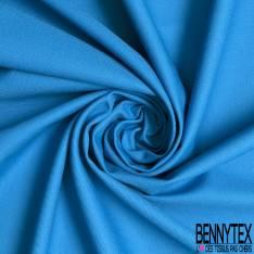 Toile de Coton Polyester Sergé Lagon