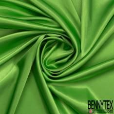 Satin Polyester Vert