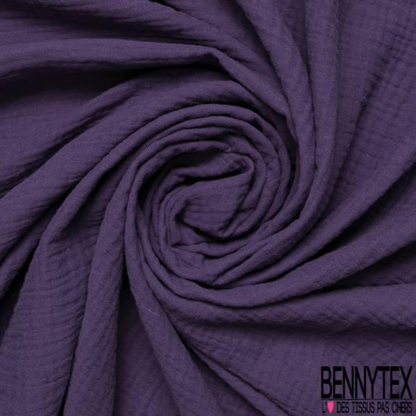 Coton Double Gaze Violet