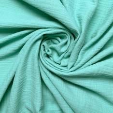 Coton Double Gaze Turquoise