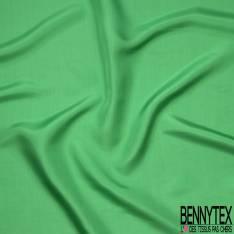 Pongé de Soie (100% Soie) - Vert
